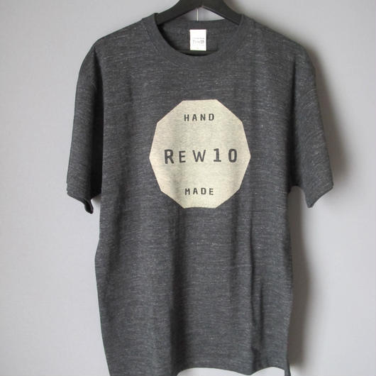 REW10 decagon  logo  T-shirts ( 5.6oz)