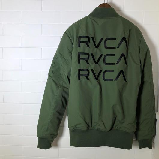 "RVCA/ MENS ""MA-1 ""JACKET"