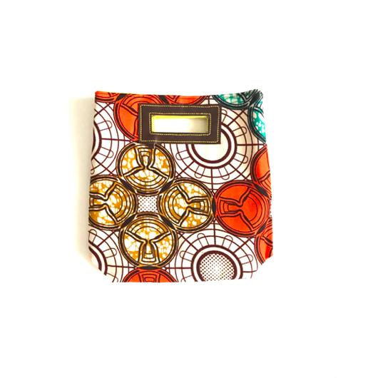 Mini Akello - オレンジバブル -(小さめサイズ)