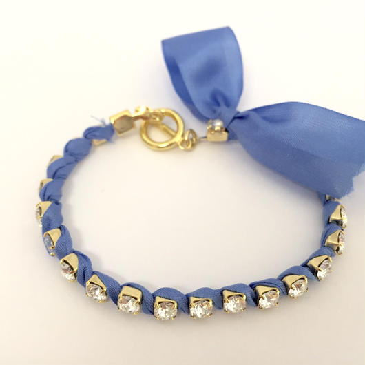 rainbowline ブレスレット ブルー