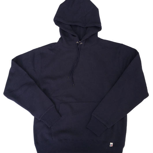 "RUSSELL ""NU BLEND"" PULLOVER HOODIE [NAVY]  RC-17FW712"