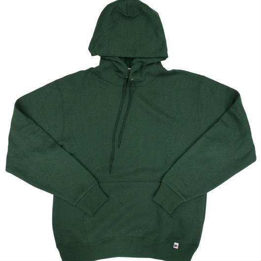 "RUSSELL ""NU BLEND"" PULLOVER HOODIE [FOREST]  RC-17FW712"
