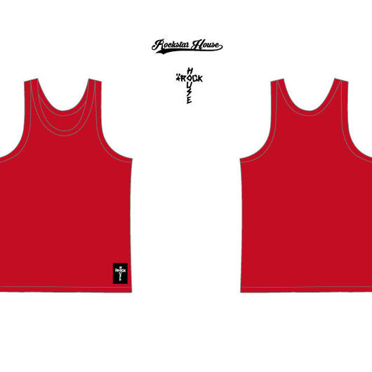 Rockstar House one point Tanktop