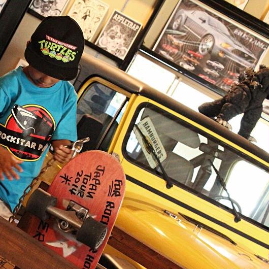 ROCKSTAR PARK kids T-Shirts