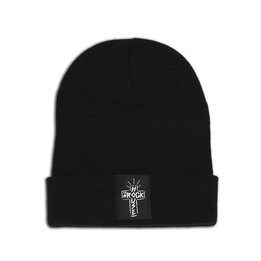 ROCKSTAR HOUSE KNIT CAP