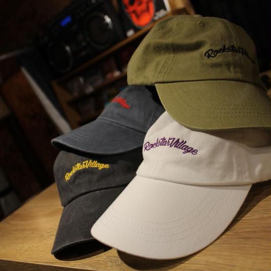 Rockstar Village Logo CAP