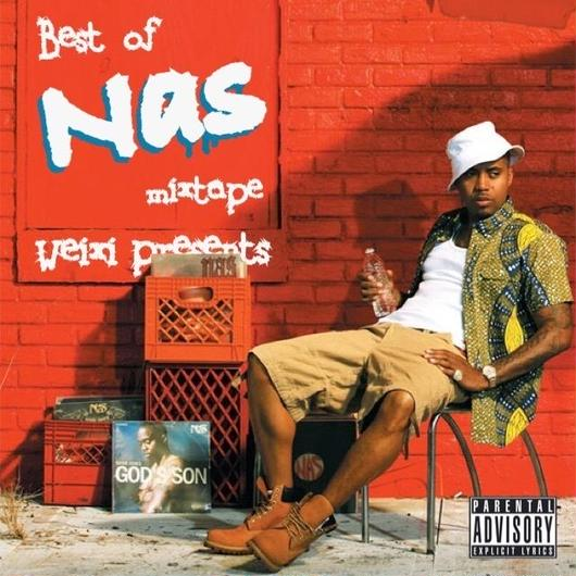 DJ WEIXI PRESENTS / BEST OF NAS MIXTAPE
