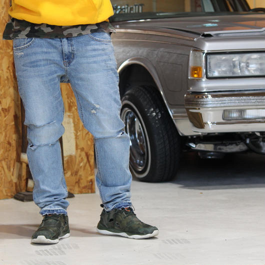 Rockstar Village Denim Pants