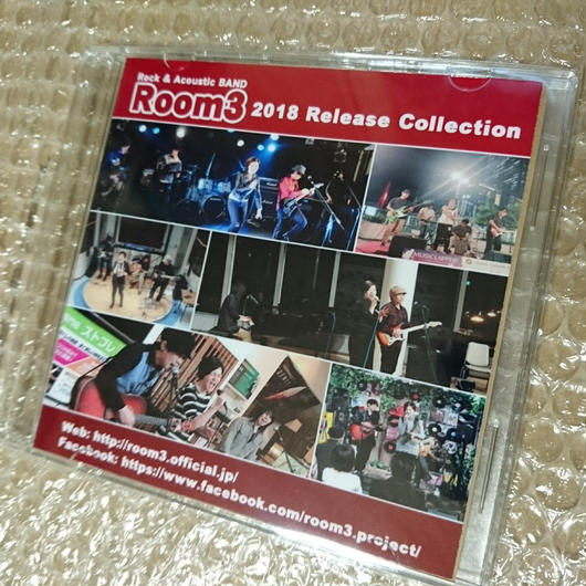 Room3 2018 Release Collection CD