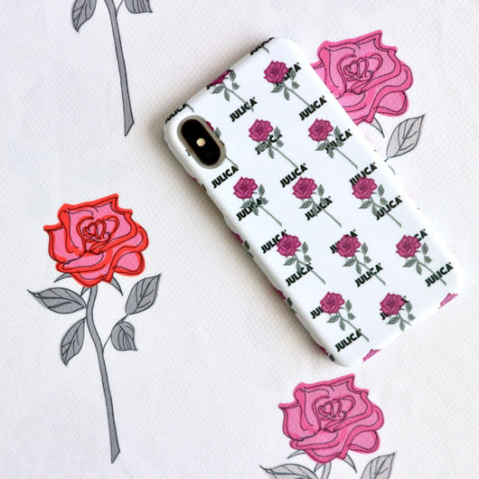 JULICA | ROSE iPhone X case
