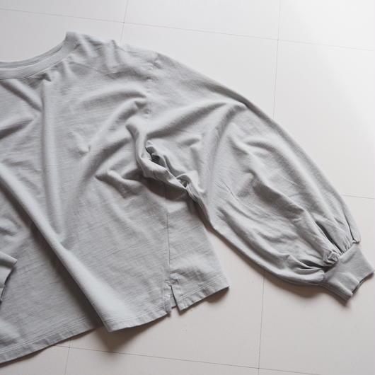 "UNUSED ""US1504 Long-sleeve T-shirt. "" Storm gray women"