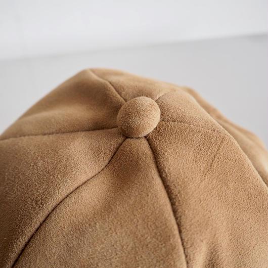 """COMESANDGOES  """"SHEEP CAP"""" Beige"""