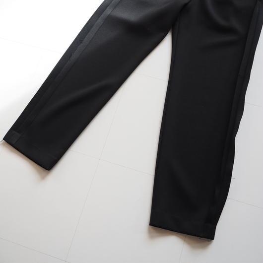 """UNUSED """"UW0689 pants."""" black unisex"""