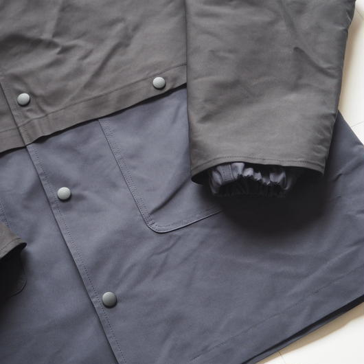 "Graphpaper ""Mackinaw Jacket""  Black"