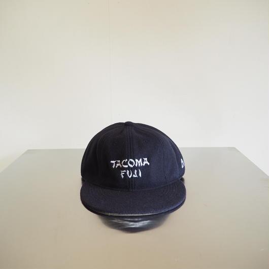 "TACOMA FUJI RECORDS ""TACOMA FUJI CAP (6th ver.)"" Navy"