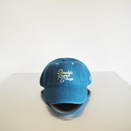 "TACOMA FUJI RECORDS ""DOUBLE PORK CHOP CAP designed by Jerry UKAI"" Light Blue"