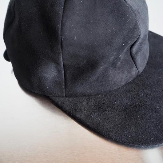"COMESANDGOES  ""SHEEP CAP"" Black"