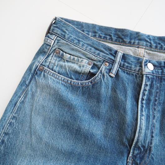 "UNUSED ""UW0714 denim pants."" unisex"