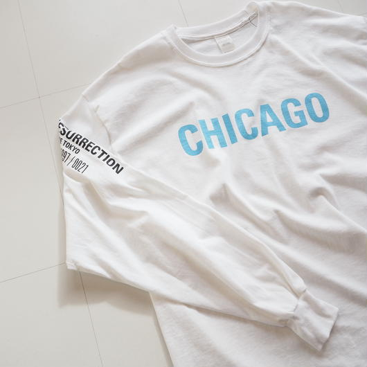 """EMPIRE """"Your House"""" CHICAGO L/S Tee"""