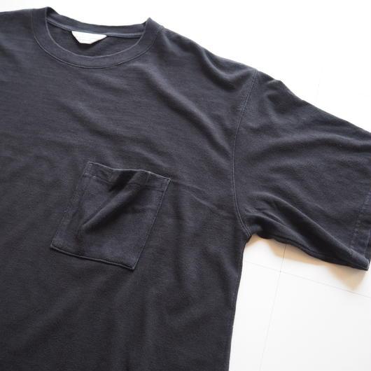 """UNUSED """"US1368 Pocket T-shirt.. """" Black unisex"""