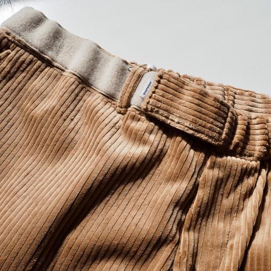 "Graphpaper ""Brisbane Moss Cook Pants"" Beige"