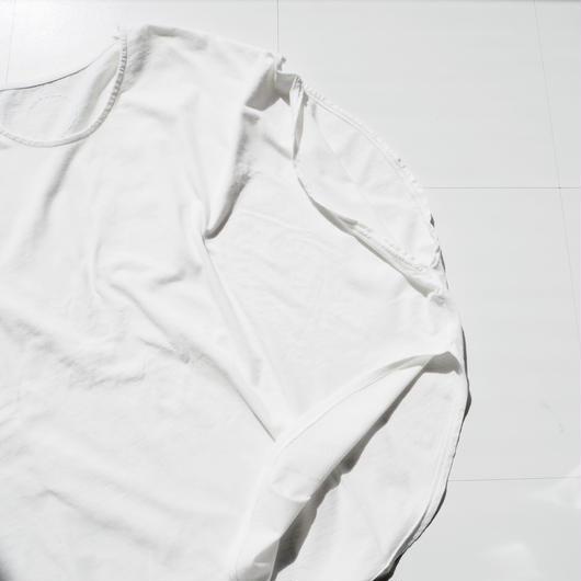 """COSMIC WONDER """"サークルTシャツ"""" White women's"""