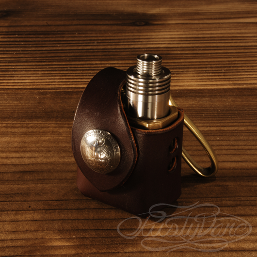 Vape「Phantus Mini Brass Monkey」専用レザーケース #005