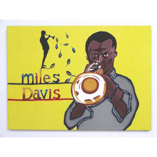 ポートレイトシリーズ マイルス・デイヴィス