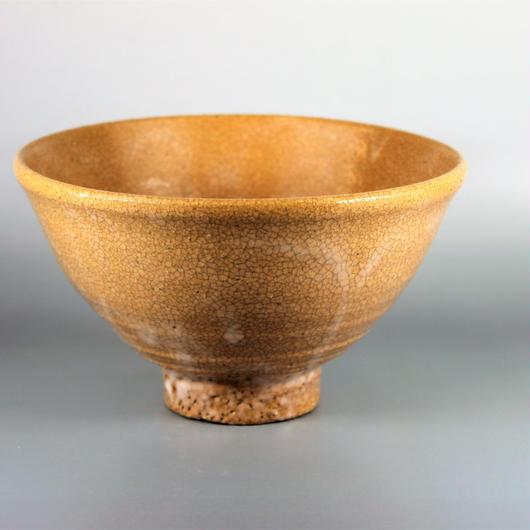 丸子窯 大井戸細川茶碗