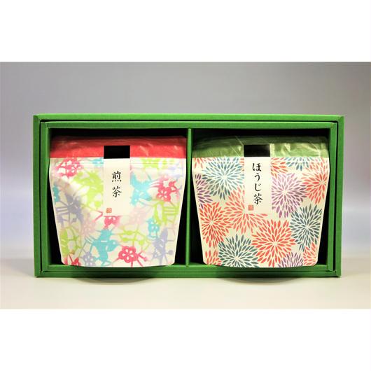 煎茶ギフトセット (2種類)