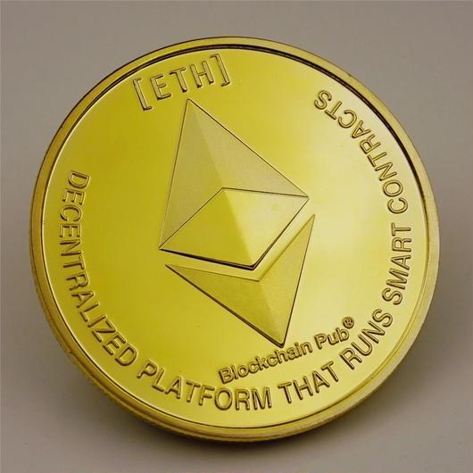 イーサリアム ゴールドコイン