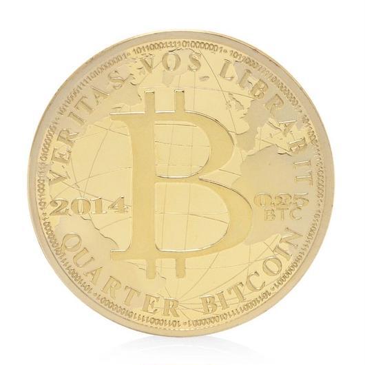ビットコイン ゴールドコイン 2014年