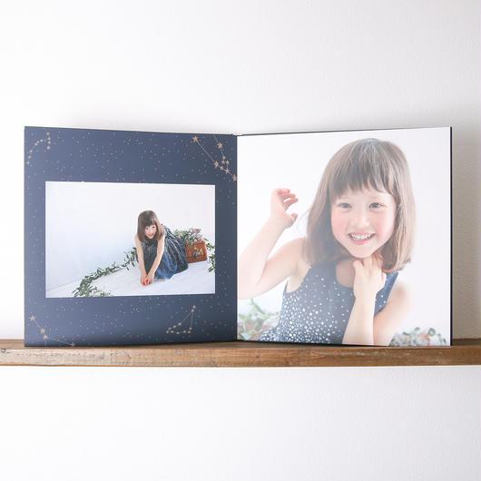 フォトアルバム(星座)Sサイズ/8ページ