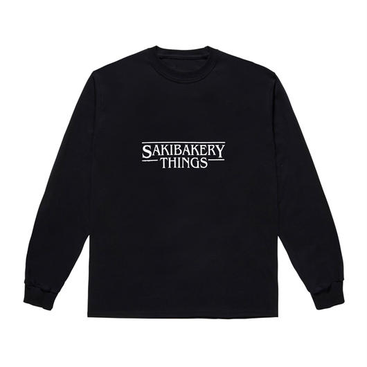 Saki Bakery Logo Long sleeves T-shirt