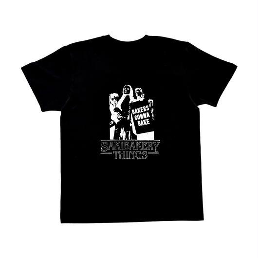 Photography+Saki Bakery Logo T-shirt