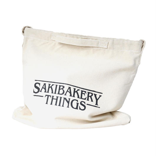 Saki Bakery Logo 2way Shoulder Bag