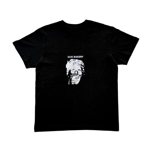 SakiBakery Mask Print T-shirt