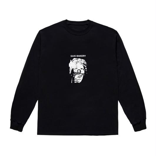 Mask Print Long Sleeves T-Shirt