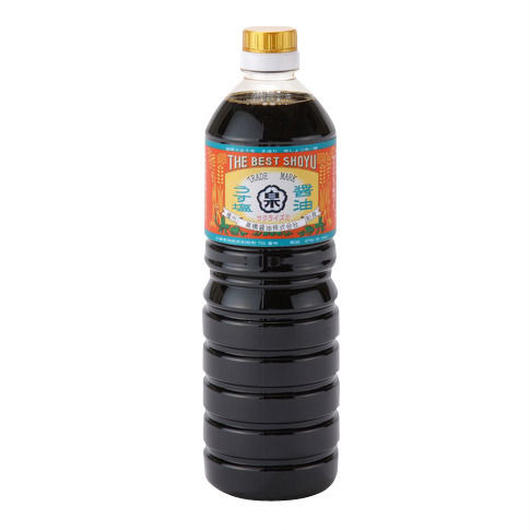うす塩醤油(1Lペットボトルタイプ)