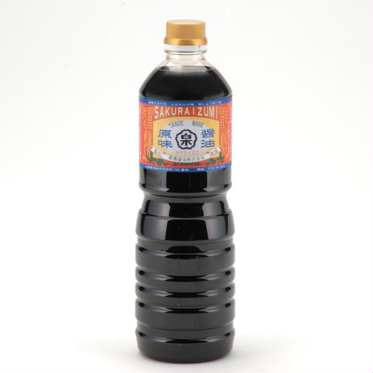 原味醤油(1Lペットボトルタイプ)