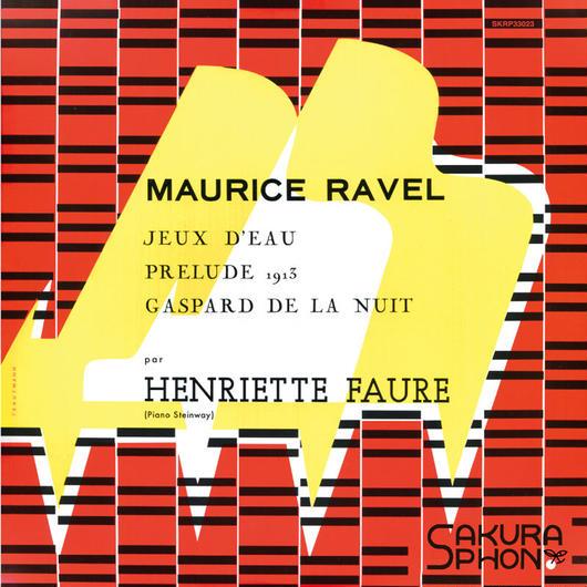 """Henriette Faure plays Maurice Ravel ~ """"Gaspard de la nuit"""""""