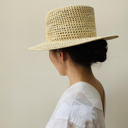 pips / palm knotted hat / ピップス / ヤシの葉ハット