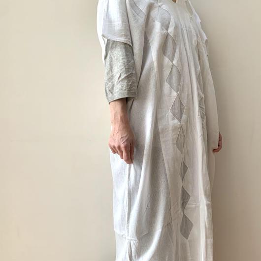 pips / plainly woven  cotton huipil / ピップス /木綿平織りワンピース