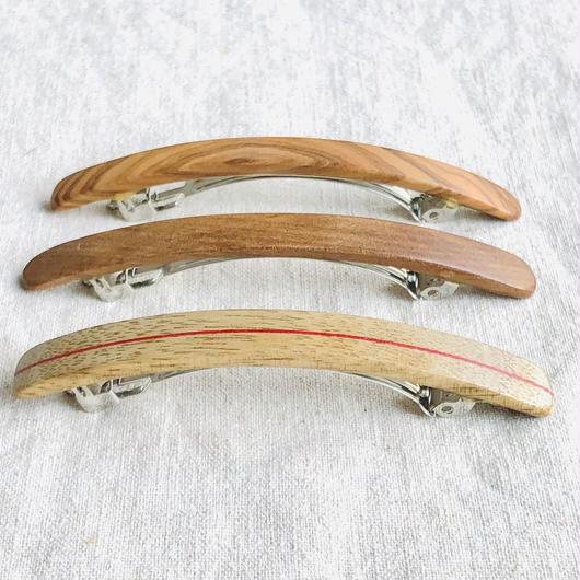 Kostkamm  hair clip extra slender  shape  6cm / コストカムヘアークリップ