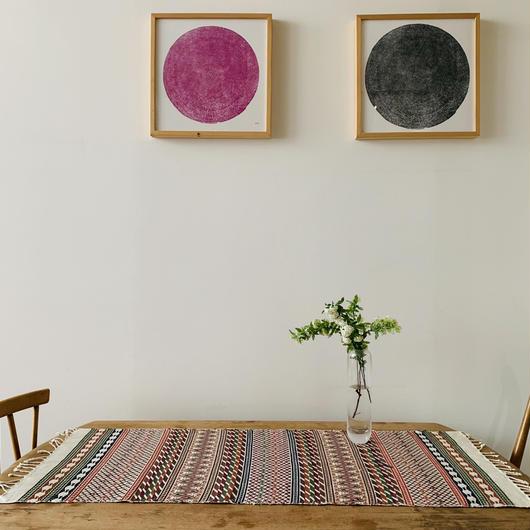 pips / Oaxaca Mexico / textile