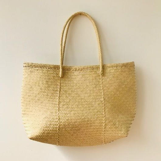 pips / palm leaf basket bag / ピップス / パームリーフバスケットバッグ