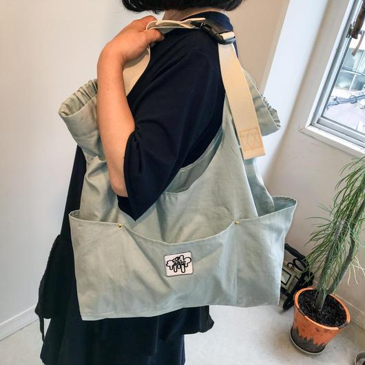 arch strap bag sax blue