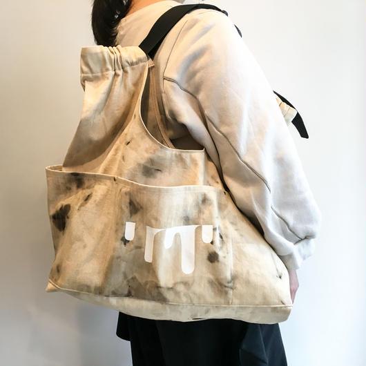 arch strap bleach bag black