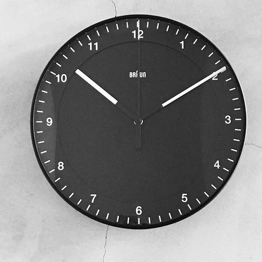『BRAUN BNC017 Wall Clock』