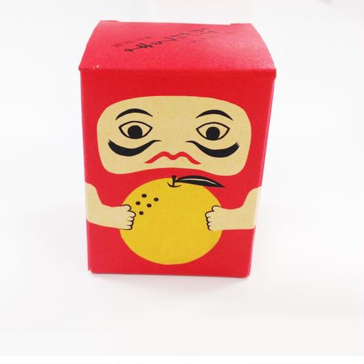 【柚子胡椒】吹屋の紅だるま